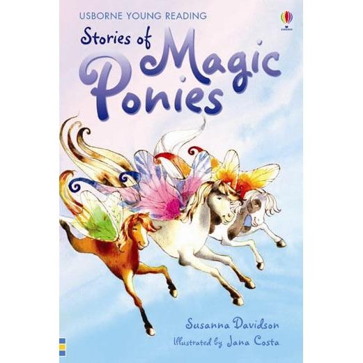 Stories of Magic Ponies [0]