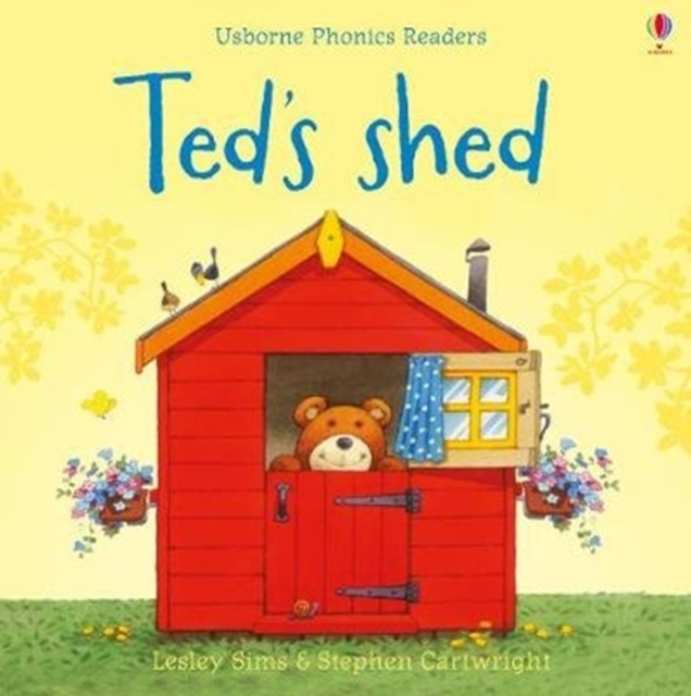 Ted's Shed [0]