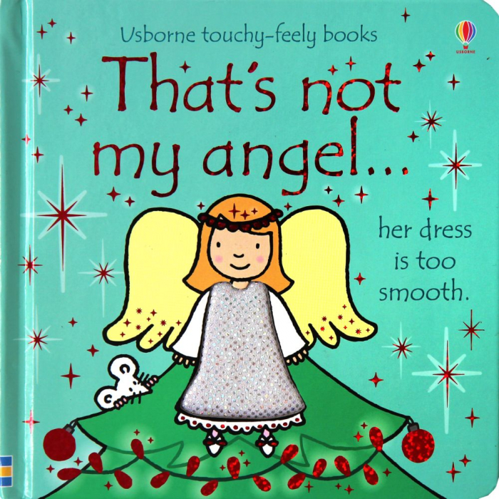 That's not my angel [0]