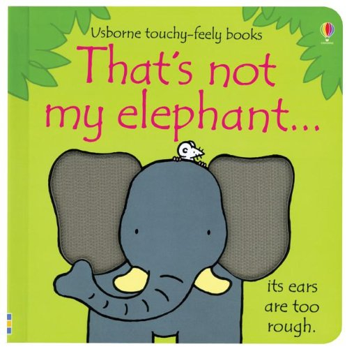 That's not my elephant... [0]