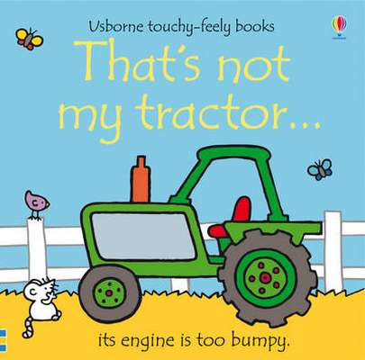 That's not my tractor [0]