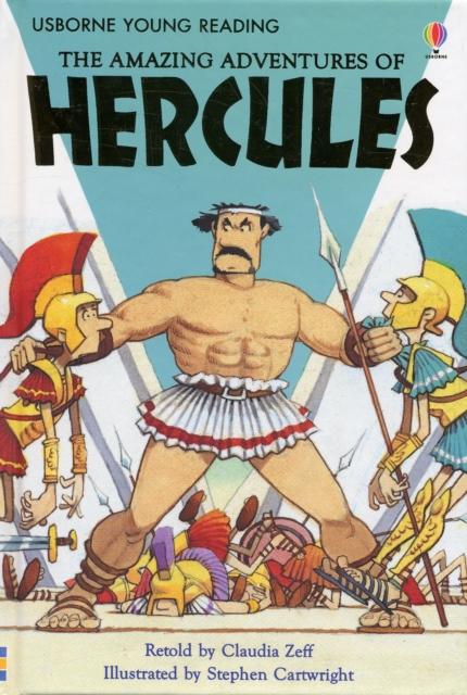 The Amazing Adventures of Hercules [0]