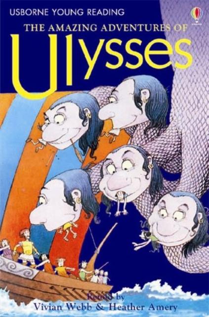 The Amazing Adventures of Ulysses [0]