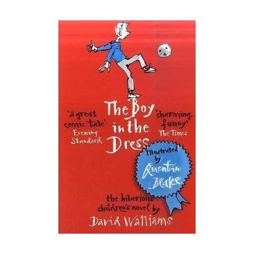 The Boy in the Dress - David Walliams [0]