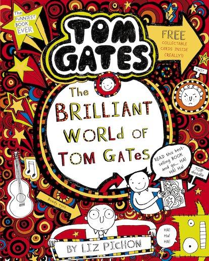 The Brilliant World of Tom Gates Paperback [0]