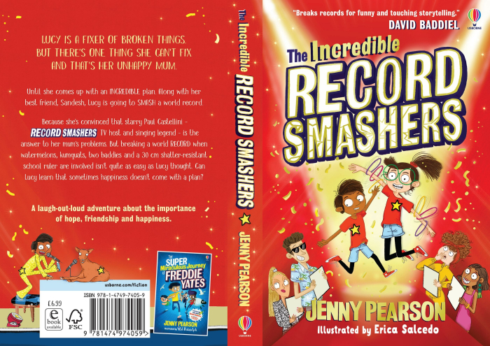 The Incredible Record Smashers [1]
