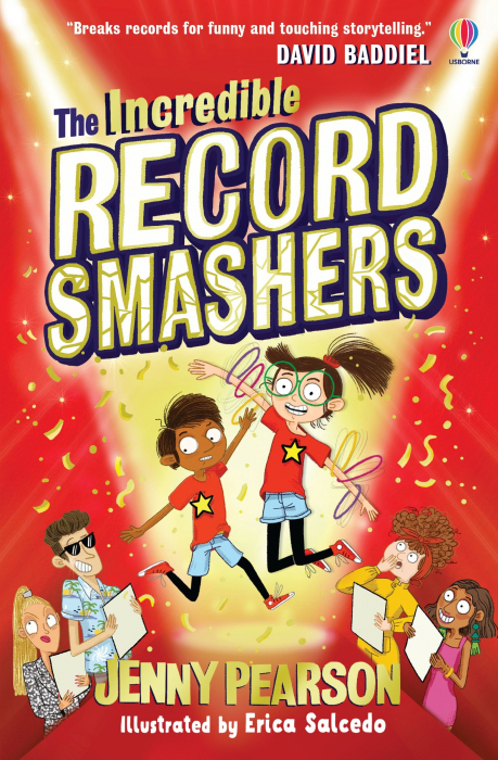 The Incredible Record Smashers [0]