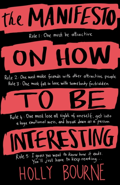 The Manifesto on How to be Interesting [0]
