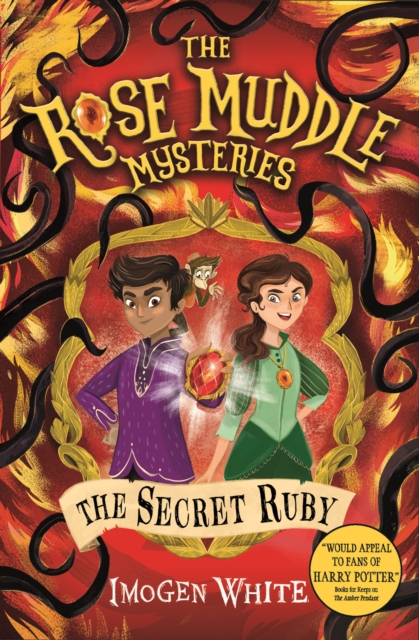 The Secret Ruby [0]