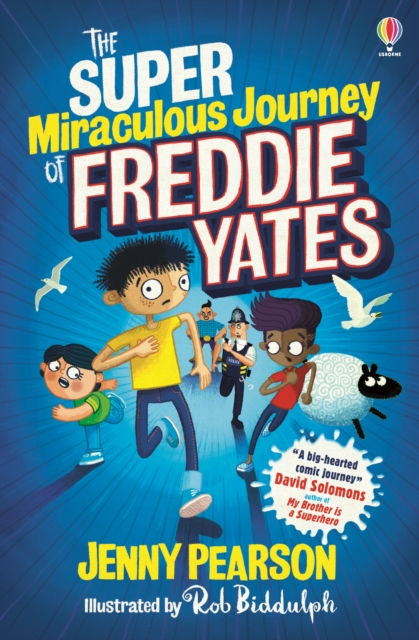 The Super Miraculous Journey of Freddie Yates [0]