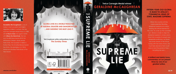 The Supreme Lie [1]