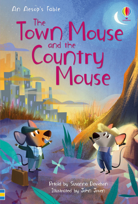The Town Mouse and the Country Mouse [0]