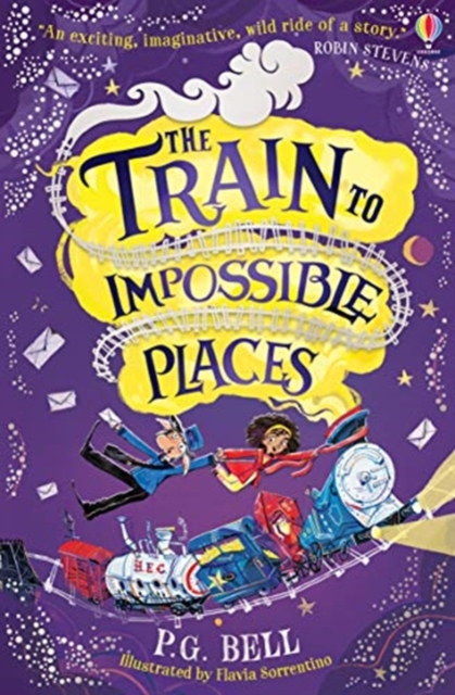 The Train to Impossible Places [0]