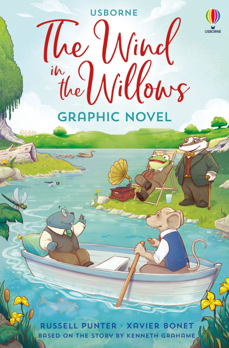 The Wind in the Willows Graphic Novel [0]