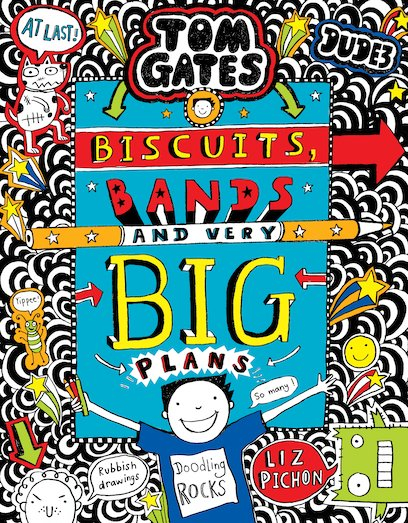 Tom Gates: Biscuits, Bands and Very Big Plans - Tom Gates 14 [0]