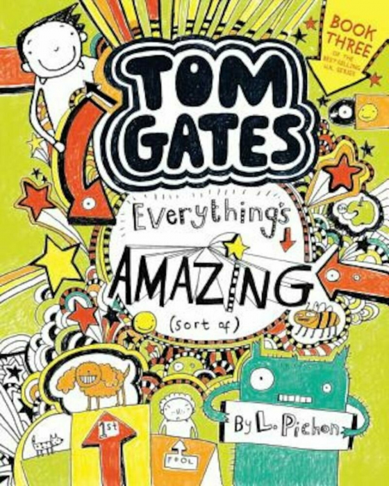 Tom Gates: Everything's Amazing (sort of) [0]