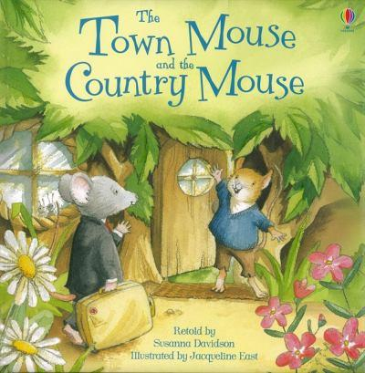 Town Mouse and Country Mouse [0]