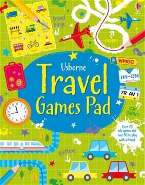 Travel Games Pad [0]