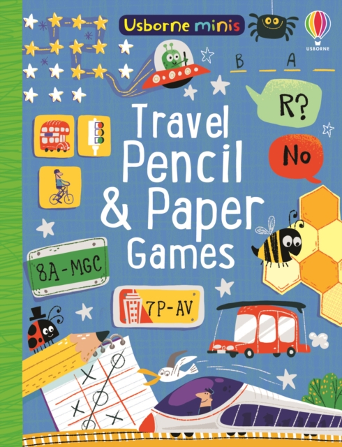 Travel Pencil and Paper Games [0]