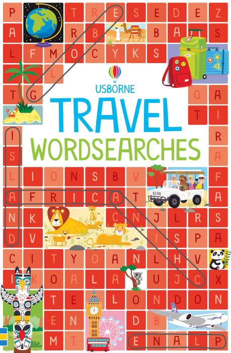 Travel Wordsearches [0]