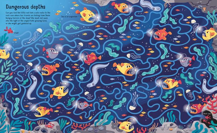 Under the Sea Mazes [3]