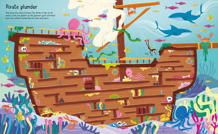 Under the Sea Mazes [2]
