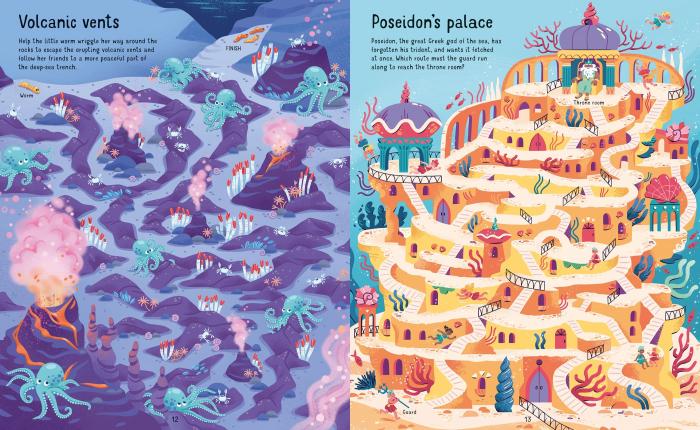 Under the Sea Mazes [1]