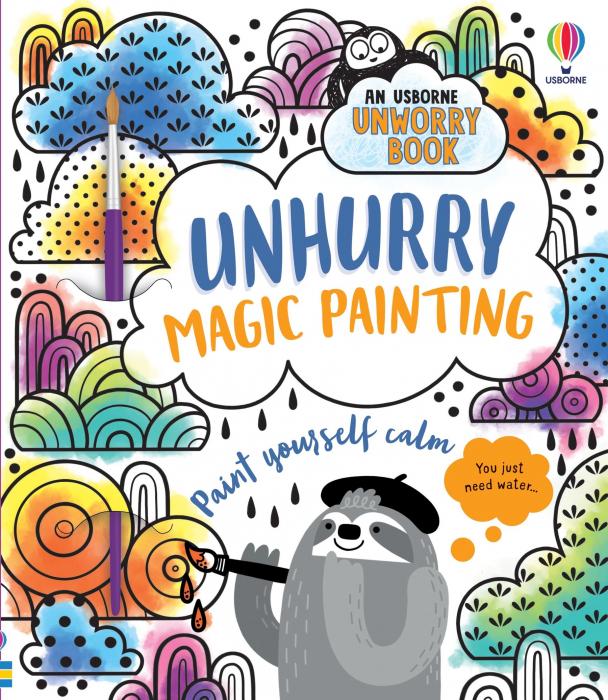 Unhurry Magic Painting [0]