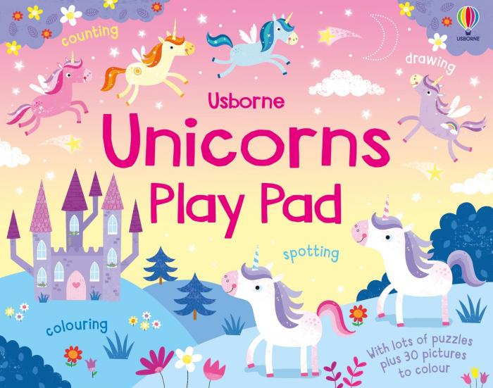 Unicorns Play Pad [0]