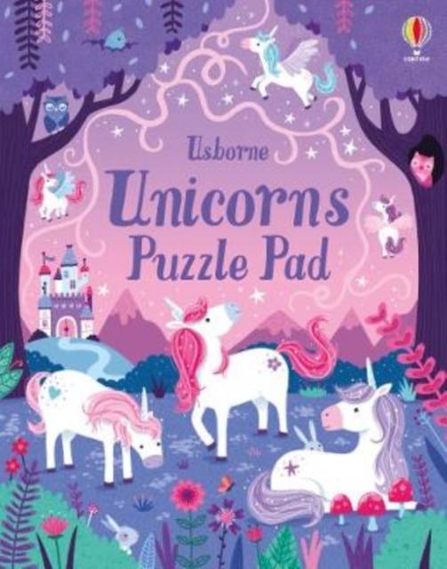 Unicorns Puzzle Pad [0]