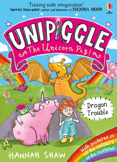 Unipiggle: Dragon Trouble [0]