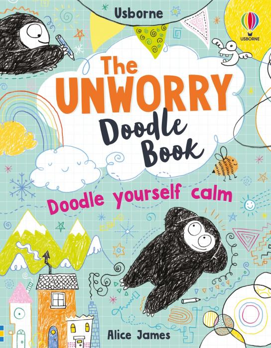 Unworry Doodle Book [0]