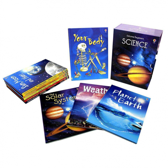 Usborne Beginners Series Science Collection [0]