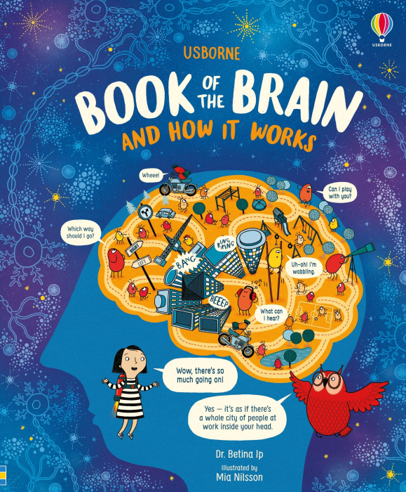 Usborne Book of the Brain and How it Works [0]