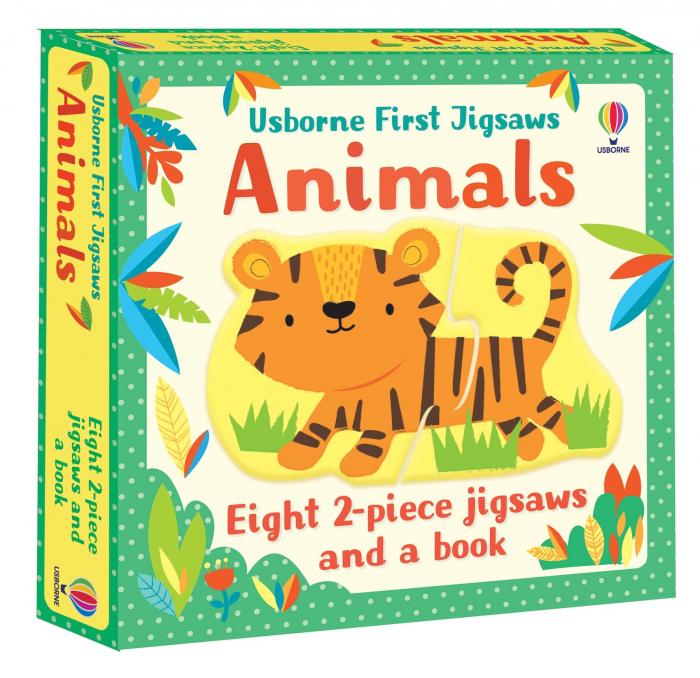 Usborne First Jigsaws: Animals [0]