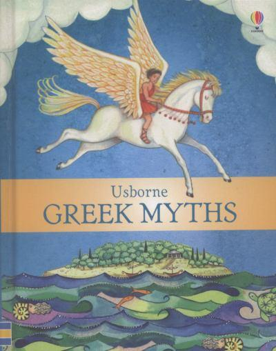 Usborne Greek Myths [0]