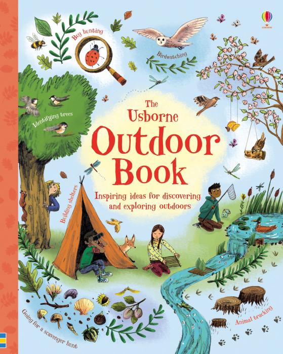Usborne Outdoor Book [0]