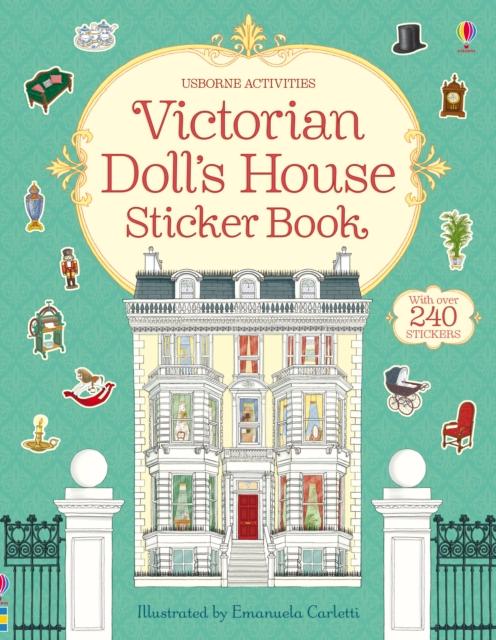 Victorian Doll's House Sticker Book [0]