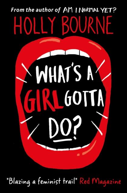 What's a Girl Gotta Do? [0]