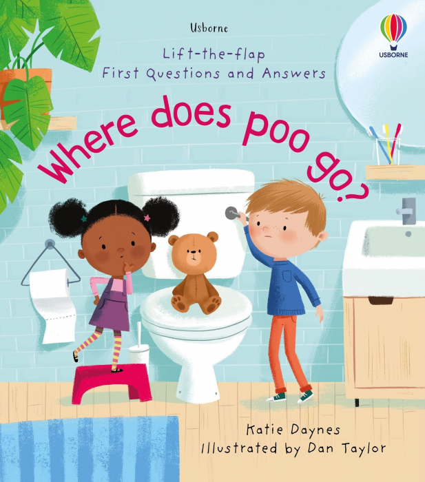 Where Does Poo Go? [0]