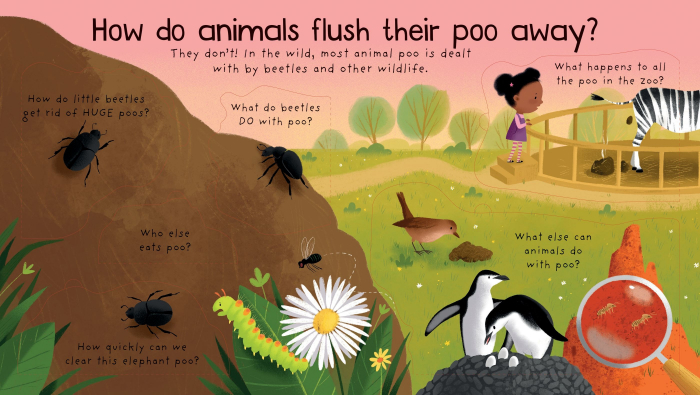 Where Does Poo Go? [2]