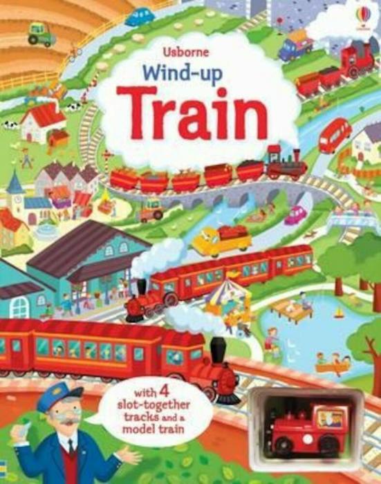 Wind-up Train Book [0]