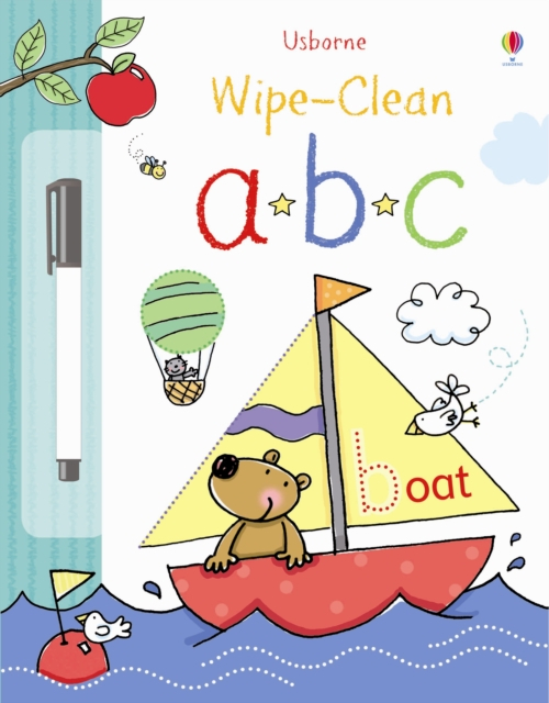 Wipe-clean Alphabet [0]