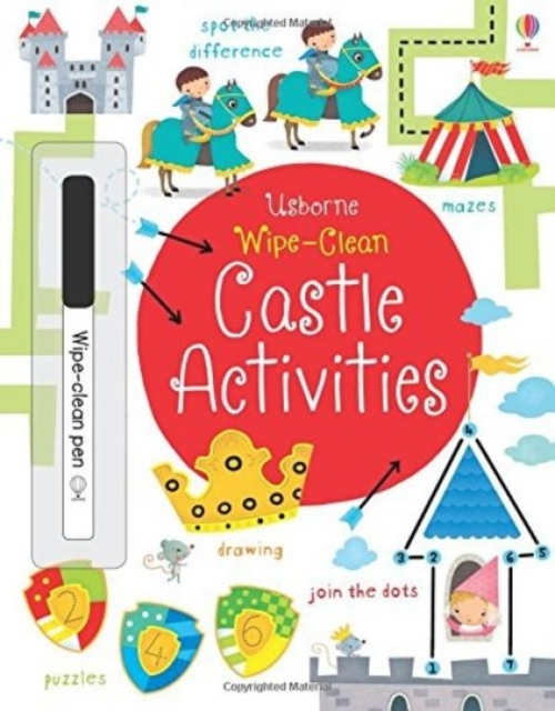 Wipe-clean Castle Activities [0]