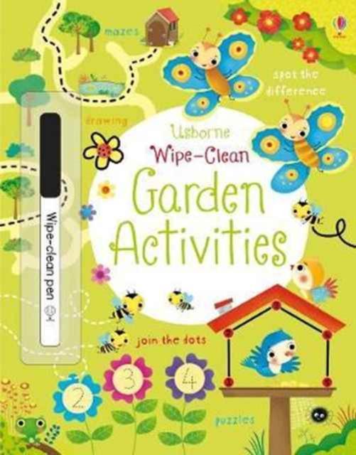 Wipe-Clean Garden Activities [0]