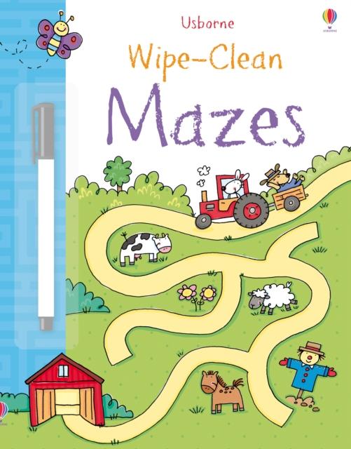 Wipe-Clean Mazes [0]