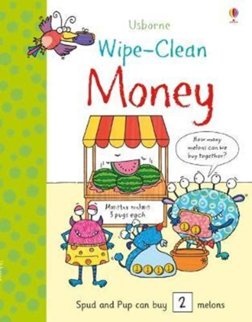 Wipe-Clean Money [0]