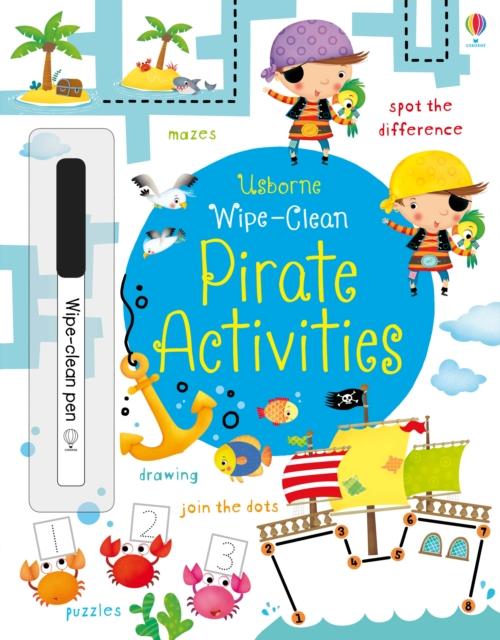 Wipe-clean Pirate Activities [0]