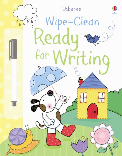 Wipe-Clean Ready for Writing [0]