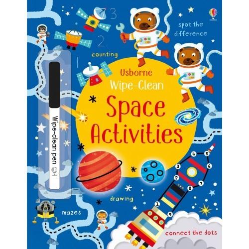 Wipe-clean Space Activities [0]